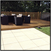 Builders glasgow house extensions dumbarton building for Decking boards glasgow